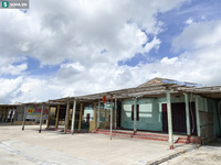 """""""Xóa sổ"""" toàn bộ hơn 100 ki ốt dọc bãi biển Quất Lâm, khu vực từng nhức nhối với nạn mại dâm"""