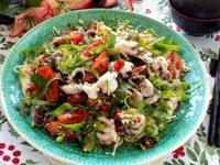 Món gỏi bạch tuộc kiểu Thái ai ăn cũng mê tít