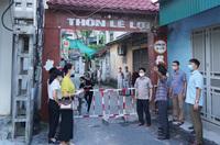 Liên tiếp 10 ca COVID-19, Hà Nam yêu cầu người dân Phủ Lý ở trong nhà 3 ngày để xét nghiệm