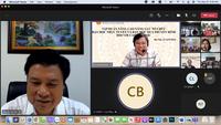 Bộ GD-ĐT tập huấn dạy trực tuyến và qua truyền hình cho giáo viên