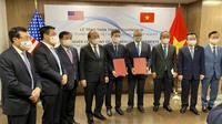 PVGas hợp tác với tập đoàn Hoa Kỳ khởi động dự án hơn 1,3 tỷ USD