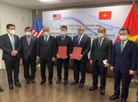 PV GAS và AES lập liên doanh vận hành Công ty TNHH Kho cảng LNG Sơn Mỹ