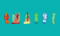 """""""Nữ bác sĩ chống Covid"""" khoe ngực đầy trong trang phục táo bạo nhất thời phong kiến"""