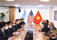 Chủ tịch nước Nguyễn Xuân Phúc gặp gỡ Đặc phái viên Tổng thống Mỹ