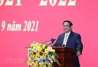 Thủ tướng Chính phủ: Học viện Quốc phòng ''lấy học viên làm trung tâm''