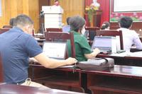 Nâng cao hiệu quả dạy và học trực tuyến tại trường nghề