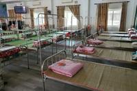 """Nghệ An: Bệnh viện dã chiến điều trị Covid-19 đầu tiên """"trắng"""" bệnh nhân"""