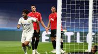 """Real Madrid """"thắng tennis"""" trước Mallorca để xây chắc ngôi đầu La Liga"""