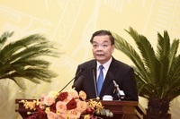 Chủ tịch Hà Nội: Khẩn trương tìm nguồn vắc xin phòng Covid-19 cho trẻ em