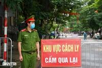 Hà Nội không ghi nhận ca cộng đồng trong 24 giờ qua