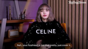 """Nghe Lisa kể về nguồn gốc tóc mái 10 tỷ, netizen đồng loạt hô to: """"Idol nhà ai mà cưng xỉu!"""""""