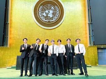 ''BTS không thích hợp xuất hiện tại LHQ'': Suga đáp trả cực gắt