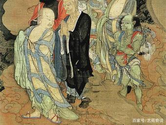 """Phóng to 30 lần bộ tranh 700 tuổi, dân mạng Trung Quốc ngỡ ngàng vì một """"món đồ hiện đại"""": Thời nay nhà nào cũng có!"""