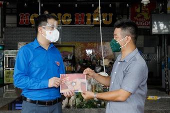 Tiếp sức cho các hộ kinh doanh nhỏ tại TPHCM