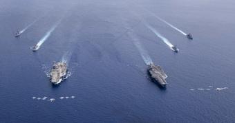 Mỹ tăng cường đối phó Trung Quốc trên nhiều mặt trận
