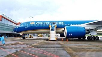 Sân bay Vân Đồn đón hơn 300 khách có ''hộ chiếu vaccine'' từ Pháp