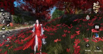 """Cận cảnh đồ hoạ đỉnh cao của """"tựa game đẹp bậc nhất Trung Quốc"""""""