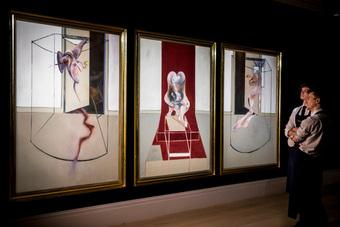 Danh họa F.Bacon và phiên đấu giá đặc biệt của Sotheby''s