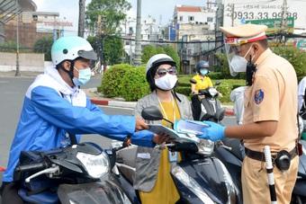 Đề xuất đi làm theo giờ để hạn chế lây lan dịch bệnh tại TPHCM
