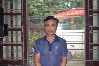 """Vụ người phụ nữ chết trước cửa nhà ở Hưng Yên: Nghi phạm có tiền án """"Giết người"""""""