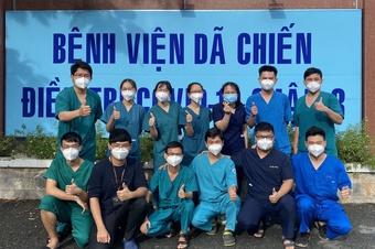 Bác sĩ trẻ kể chuyện cấp cứu F0 hiện trường