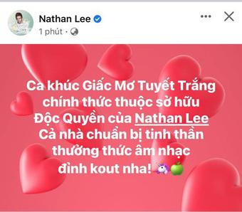"""Nathan Lee tuyên bố Thuỷ Tiên """"động chạm"""" mình 4 lần từ năm 2008, đáp trả thẳng thắn khi bị nói thừa tiền"""
