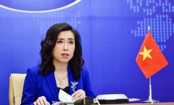 Việt Nam lên tiếng việc Trung Quốc điều vận tải cơ ra Trường Sa đón binh sĩ