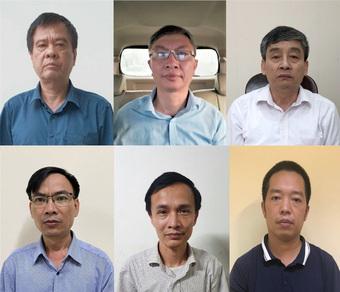 Giám đốc Sở Giáo dục và Đào tạo tỉnh Điện Biên bị bắt
