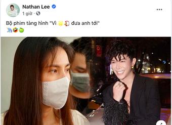 """Nathan Lee úp mở lý do mua đứt """"bản hit để đời"""" của Thủy Tiên: Vì sao kê đưa anh tới?"""