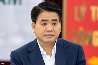 2 email Bùi Quang Huy gửi ông Nguyễn Đức Chung có nội dung gì?