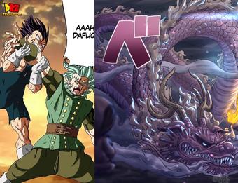 """Sau Vegeta đến lượt con trai Oden cũng dùng chiêu """"cẩu xực"""" trong One Piece chap 1026"""