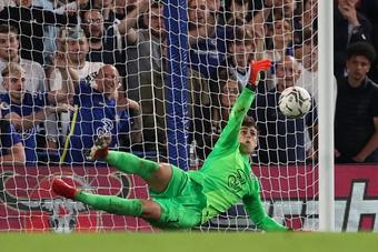 Werner dùng 1 từ mô tả khả năng bắt penalty của Kepa