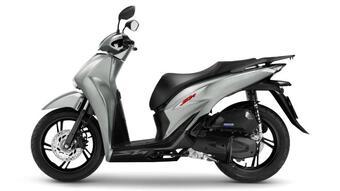 Vua tay ga Honda SH125i/150i ra bản mới, khẳng định đẳng cấp