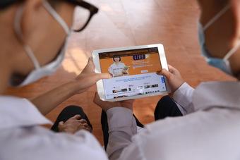 200.000 tài khoản học tập và truy cập internet cho các em có hoàn cảnh đặc biệt khó khăn