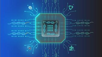 Các nhà khoa học đã chế tạo thành công CPU bằng các phân tử DNA