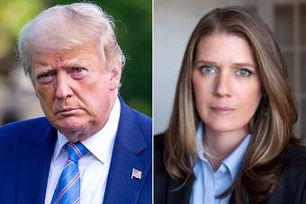 Cựu Tổng thống Trump đệ đơn kiện New York Times và cháu gái Mary Trump