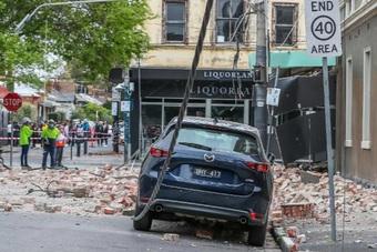 Động đất 6 độ Richter rung chuyển thành phố Australia
