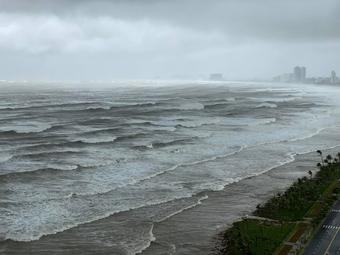 Đêm nay bão đi vào Thừa Thiên Huế - Quảng Ngãi