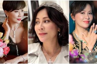 Ngôi sao Hong Kong khiến giới doanh nhân ngưỡng mộ vì thú chơi kim cương và đồng hồ Rolex