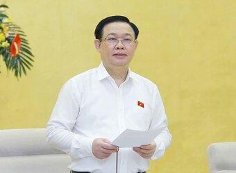 Chủ tịch Quốc hội: Quy hoạch đất đai phải gắn với sự trường tồn của đất nước