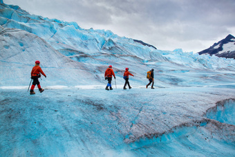 Hòa mình vào thiên nhiên tươi đẹp của vùng đất Alaska