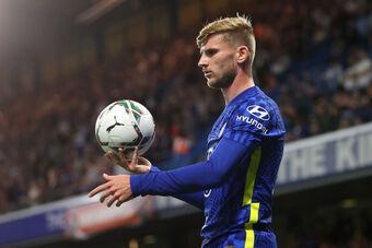 Vì sao Werner không được đá penalty?