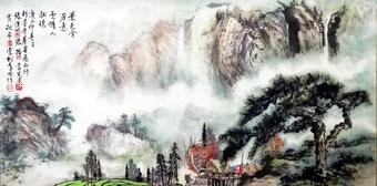 Vĩnh biệt họa sĩ Trương Hán Minh: ''Thành công chỉ đến sau những năm tháng khổ luyện''