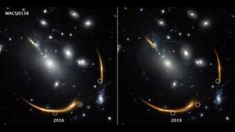 Siêu tân tinh 10 tỷ năm tuổi sẽ tái xuất trên Trái đất