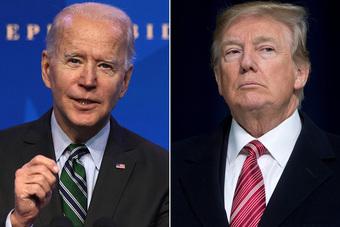 """Tiết lộ món """"đồ chơi"""" khủng của ông Trump khiến ông Biden nổi trận lôi đình, buông lời """"chửi thề"""""""