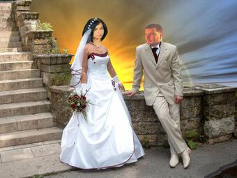 Những bức ảnh cưới xấu 'để đời', xem xong tắt luôn ý định lấy chồng