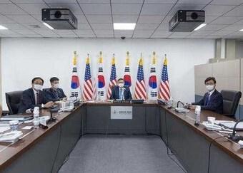Hàn Quốc-Mỹ đối thoại quốc phòng chung thỏa luận về an ninh khu vực