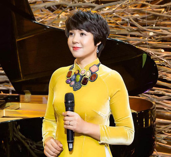 Nhà báo Diễm Quỳnh làm giám đốc Trung tâm sản xuất phim truyền hình VFC