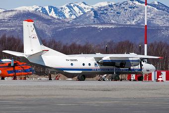 Rơi máy bay tại Nga, không còn người sống sót
