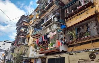 Hà Nội đặt mục tiêu ''xóa sổ'' chung cư cũ xuống cấp nguy hiểm